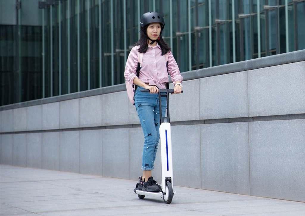 Лучшие новости о старте продаж нового электрического самоката от компании Segway Ninebot