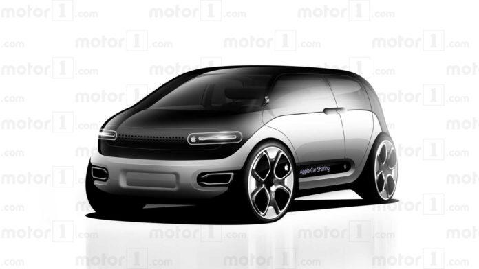 Лучшие новости о электромобиле от Apple