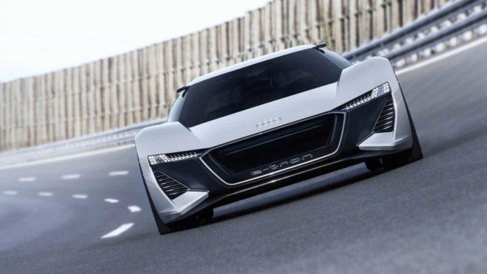 Лучшие новости о электромобилях от Audi