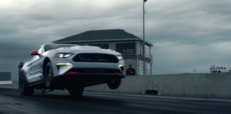 Лучшие новости представляют Ford Mustang Cobra Jet 1400 электрический монстр