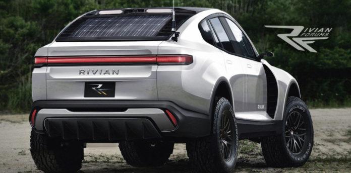 Лучшие новости о новых электромобилях компании Rivian.