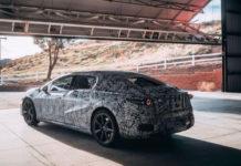 Лучшие новости про электрический седан Mercedes-Benz EQS