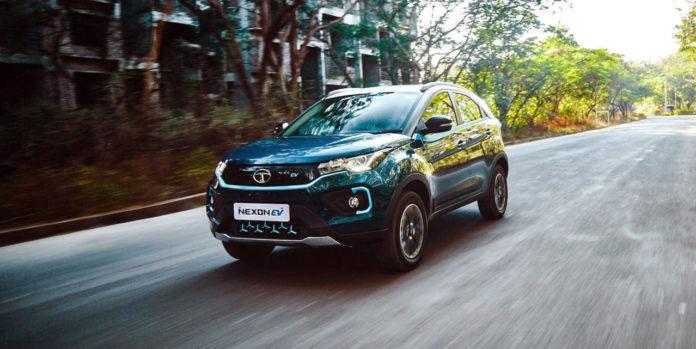 Лучшие новости о появлении индийского электромобиля Tata Nexon.