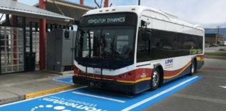Лучшие новости о завершении поставки электрических автобусов для пассажиров Link Transit.