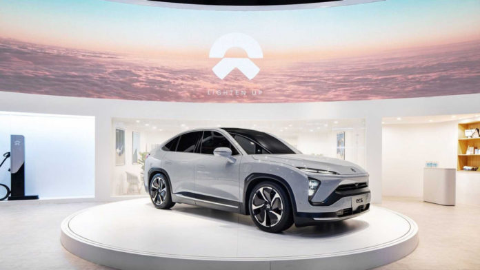 Лучшие новости о новом электрокаре EC6 Electric Coupe от компании NIO