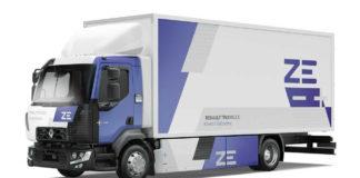 Лучшие новости о поставке первого серийного грузовика Renault Trucks.