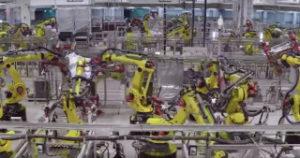 Лучшие новости о единственном заводе по производству электромобилей Tesla.