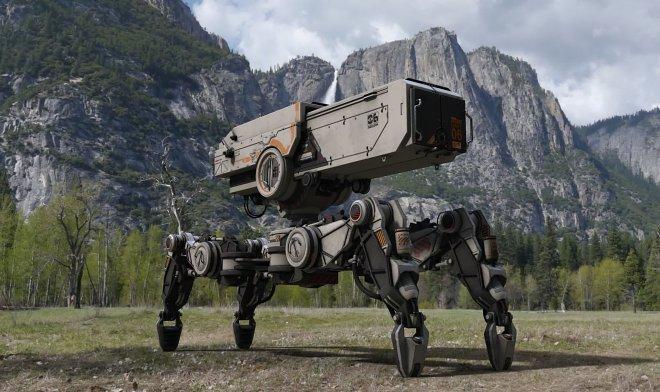 Лучшие новости о роботизации британской армии к 2030 году