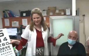 Лучшие новости об операции по установке импланта синтетической роговицы CorNeat.