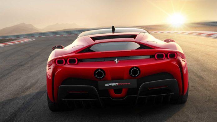 Лучшие новости о выпуске двух новых электрических кроссовера Ferrari.
