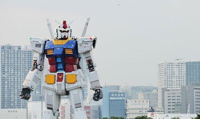 Лучшие новости о первой разминке самого большого человекообразного робота