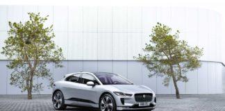 Лучшие новости о обновленном Jaguar I-Pace