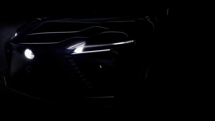 Лучшие новости об электрическом кроссовере Lexus