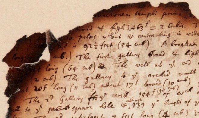 Лучшие новости об изучении Исааком Ньютоном Великой пирамиды Гизы для расчета даты библейского апокалипсиса.