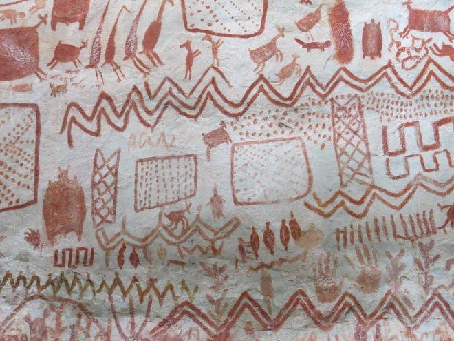 Лучшие новости о находке древних наскальных рисунков в Амазонке.