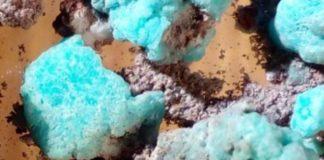 Лучшие новости о новом минерале - петровит, источником которого является вулкан Толбачик.