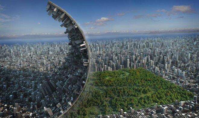 Лучшие новости о общей массе созданных человеком вещей в 2020 году, которая перевесила всю живую биомассу на земле