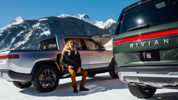 Лучшие новости о первой распроданной серии электромобилей Rivian.