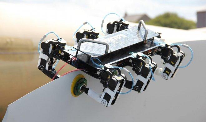 Лучшие новости о роботе BladeBUG