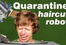 Лучшие новости об автономном роботе-парикмахере