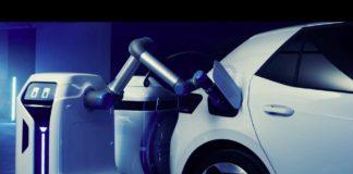 Лучшие новости о работающем прототипе робота-зарядчика компании Volkswagen.