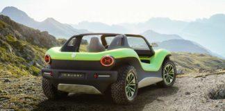 Лучшие новости о проекте электрического внедорожника компании Volkswagen.