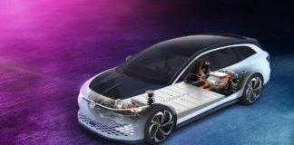Лучшие новости о просторном электромобиле Volkswagen с запасом хода более 700 км.