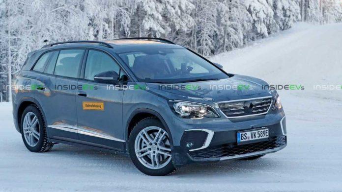 Лучшие новости о маскировке Volkswagen ID.6 под Peugeot