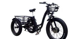 Лучшие новости о трицикле для курьеров