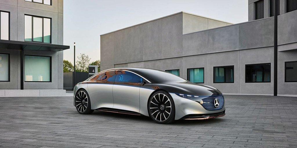 Лучшие новости о роскошном седане Mercedes-Benz EQS AMG.