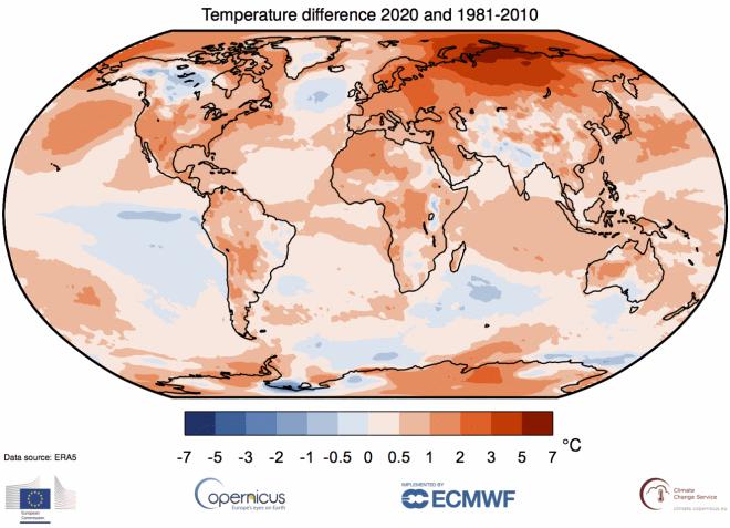 Лучшие новости о жарком 2020