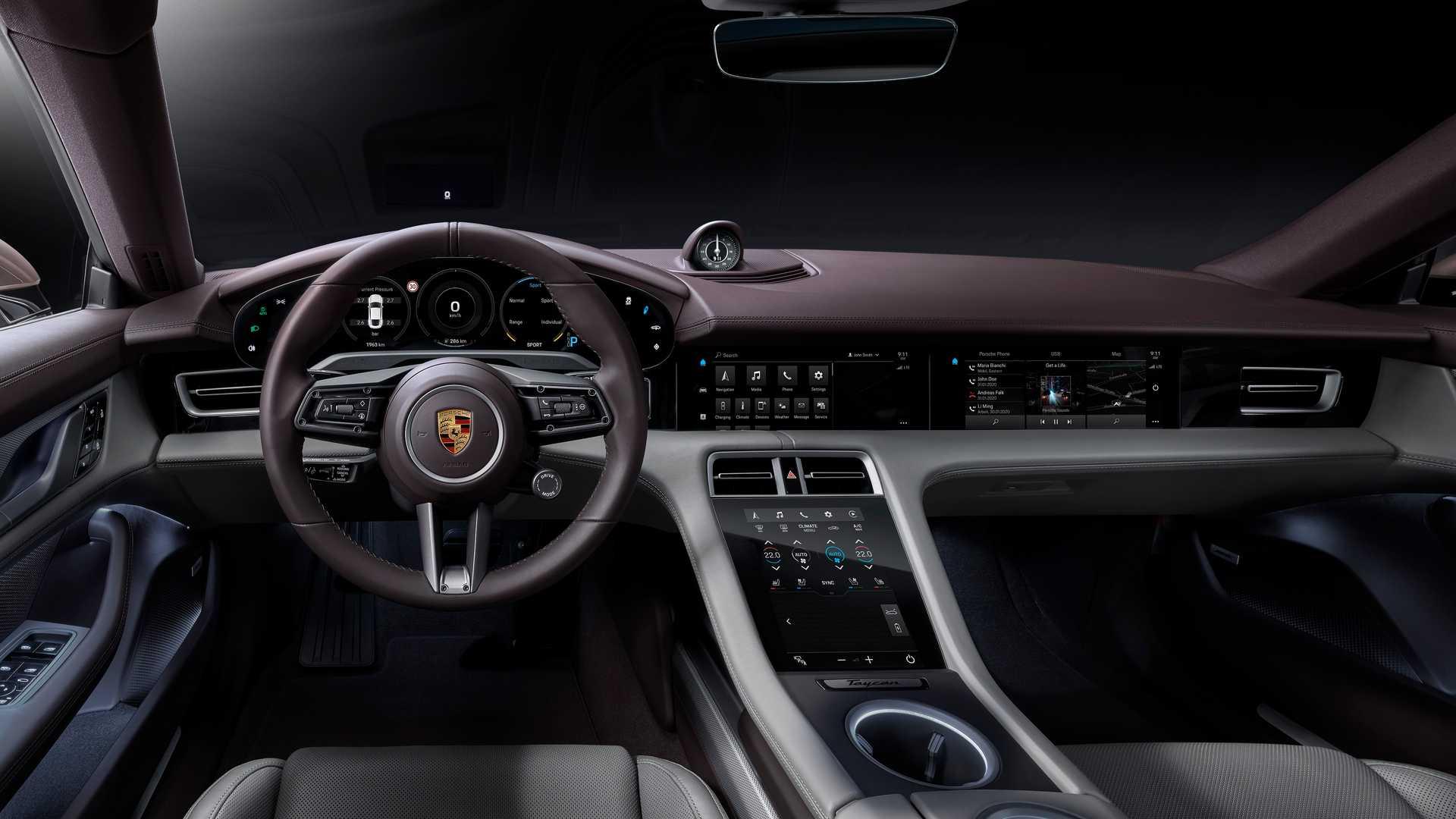 Лучшие новости о снижении цены на Porsche Taycan