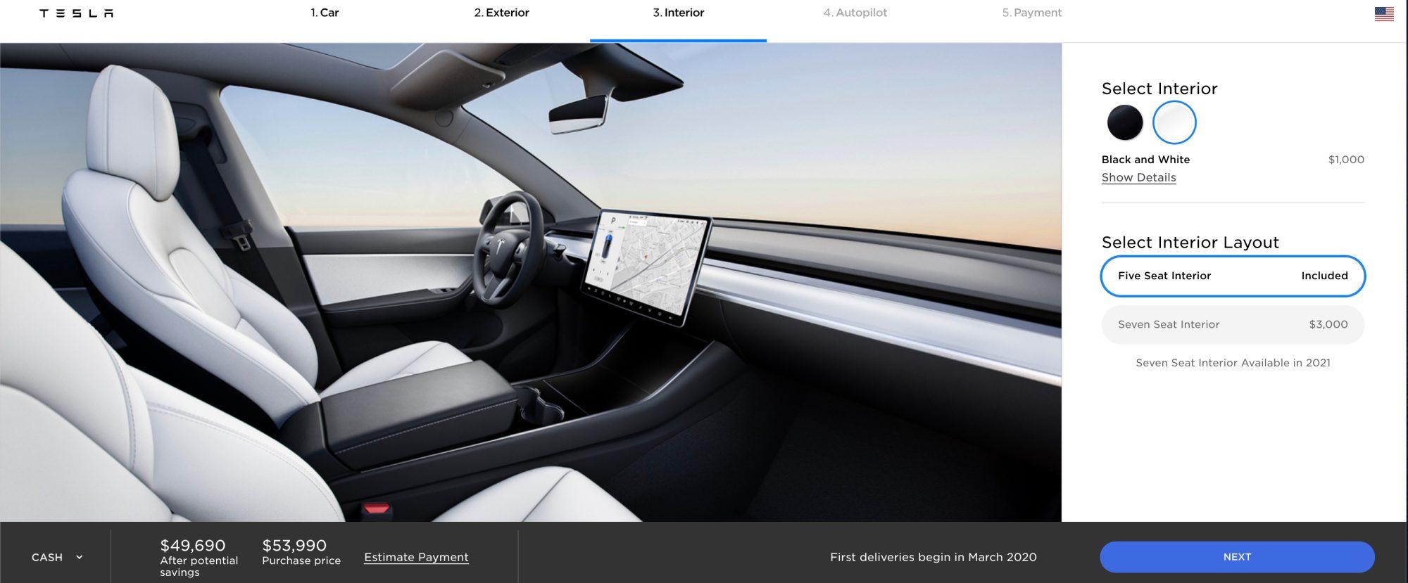 Лучшие новости о первых поставках Tesla Model Y