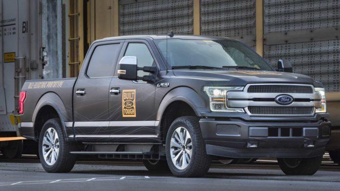 Лучшие новости о росте производства электрических F-150 о т компании Ford