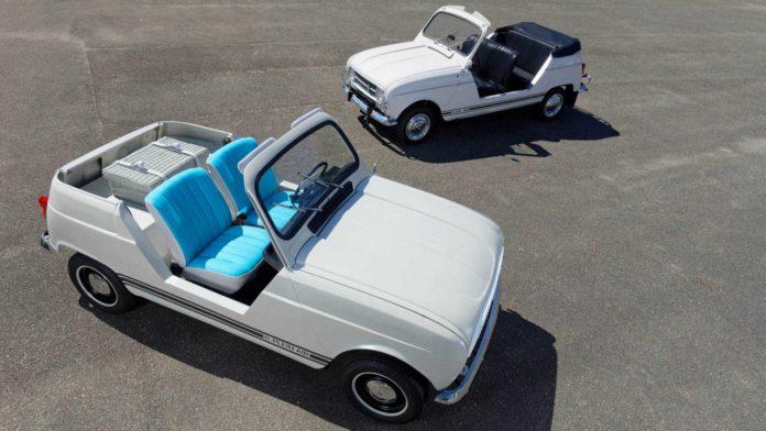 Лучшие новости о возрождении Renault 4 и R5