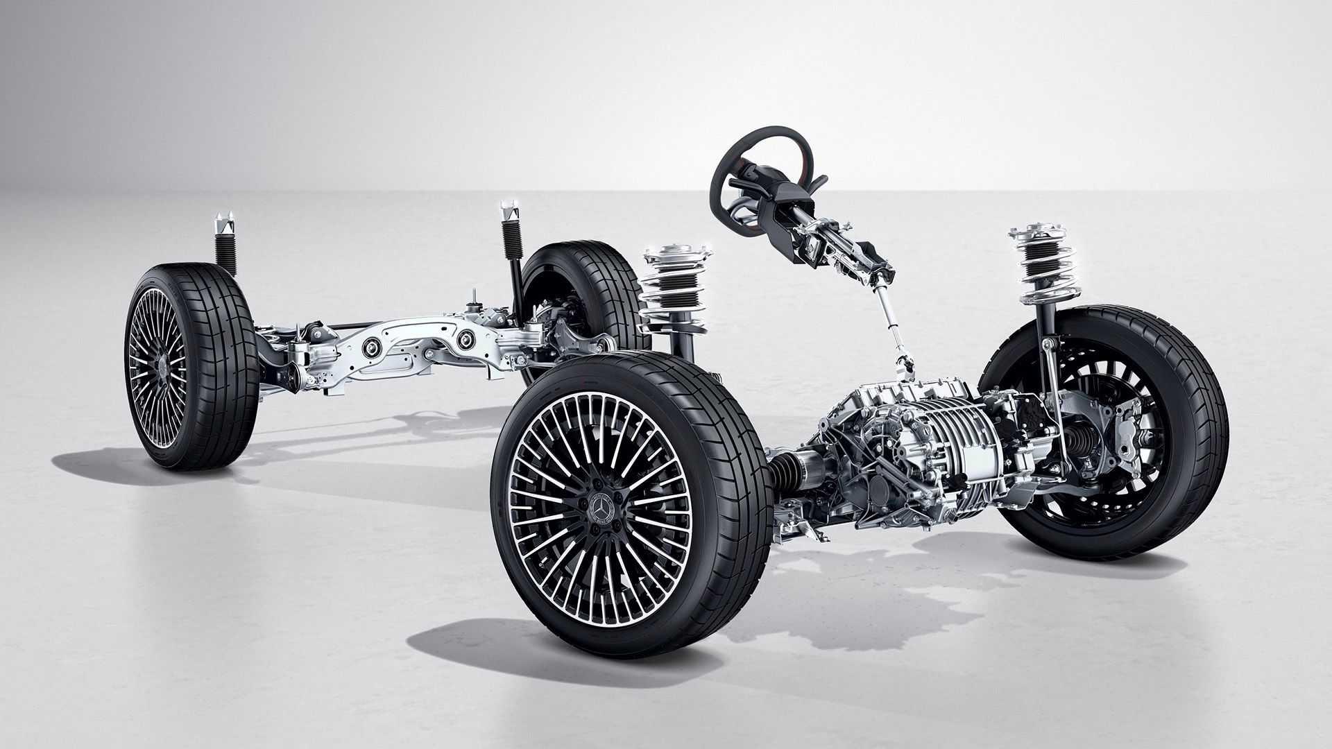 Лучшие новости о самом дешевом электромобиле от Mercedes