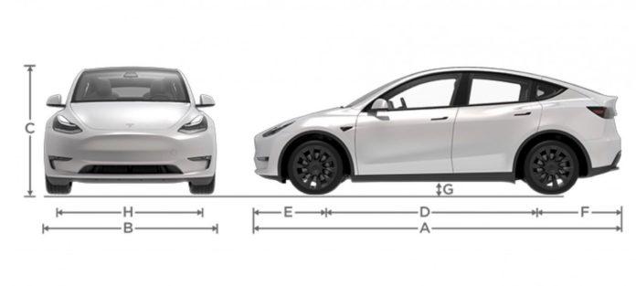 Лучшие новости о сравнении электромобиля Model 3 и Model Y компании Tesla.