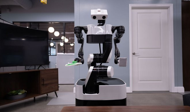 Лучшие новости о роботах, которые помогают по хозяйству от компании Toyota