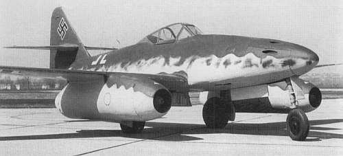 Мессершмитт Me-262
