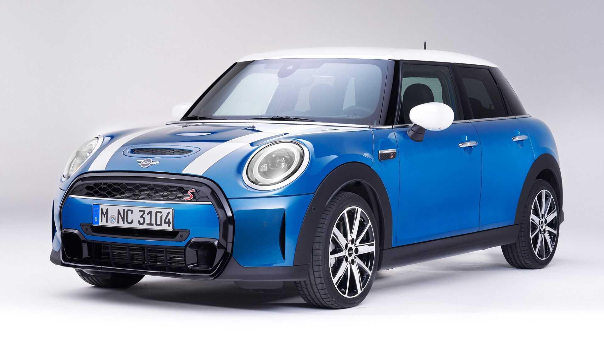 Лучшие новости об обновлении кабриолетов и хетчбэков Mini