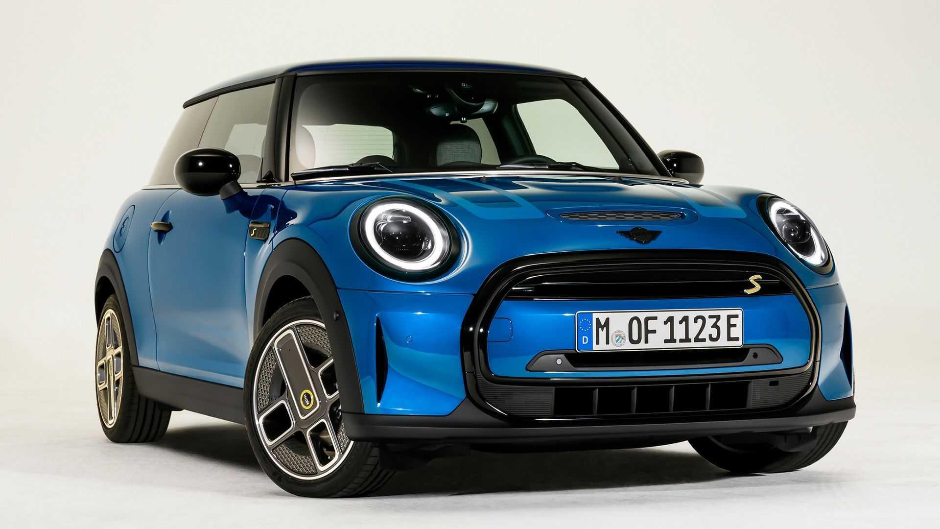 Лучшие новости об электромобиле Mini
