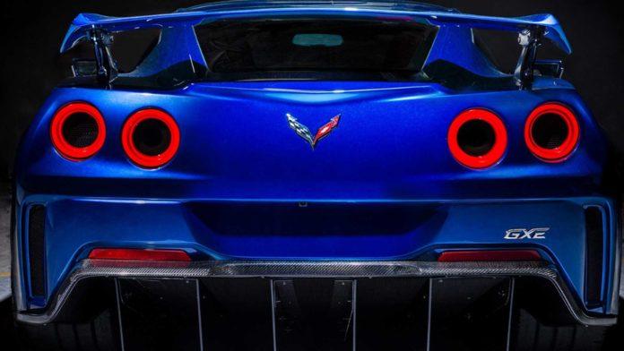 Лучшие новости о новом электрокроссовере Corvette от GM