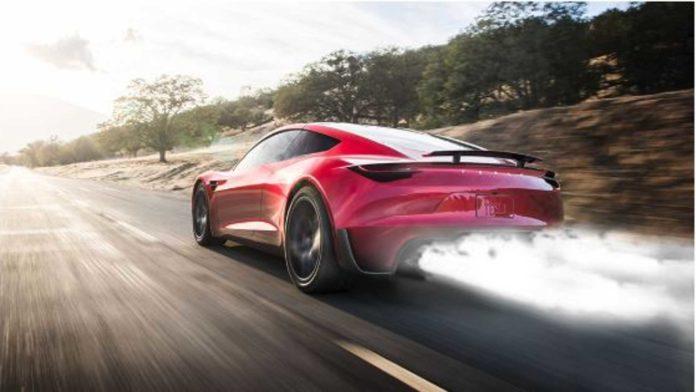 Лучшие новости о динамике Tesla Roadster