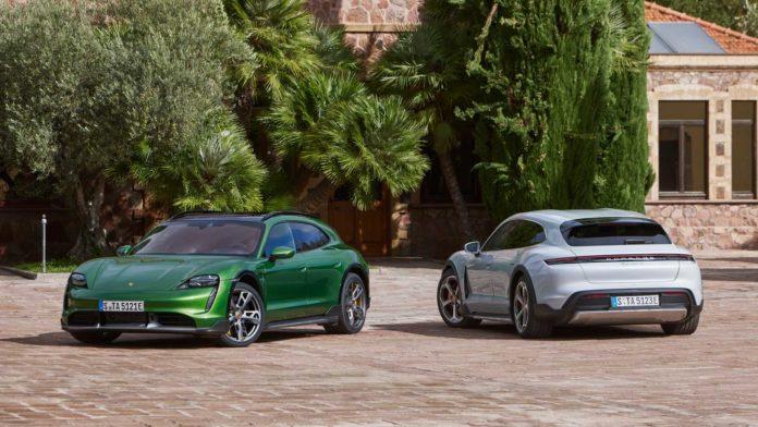 Лучшие новости о новом электромобиле Taycan компании Porsche