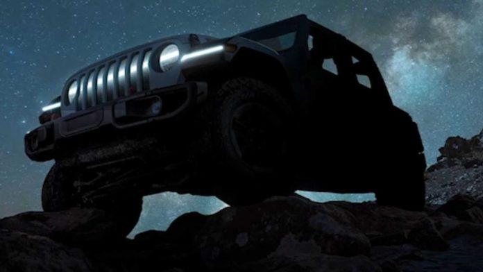 Лучшие новости о Jeep Wrangler