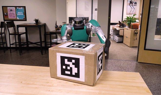 Лучшие новости о поступлении в продажу робота Digit