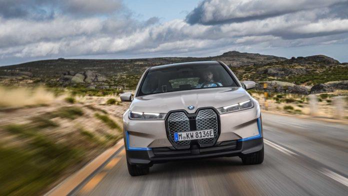 Лучшие новости о BMW iX