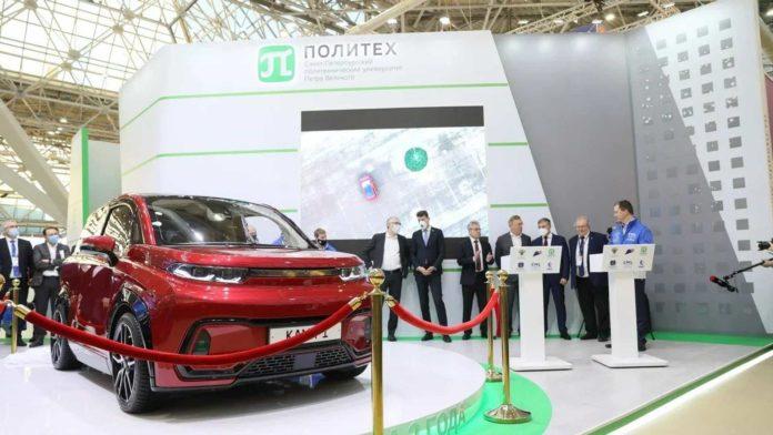 Лучшие новости об электромобиле