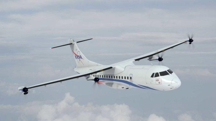Лучшие новости о создании авиационных электрических двигателей