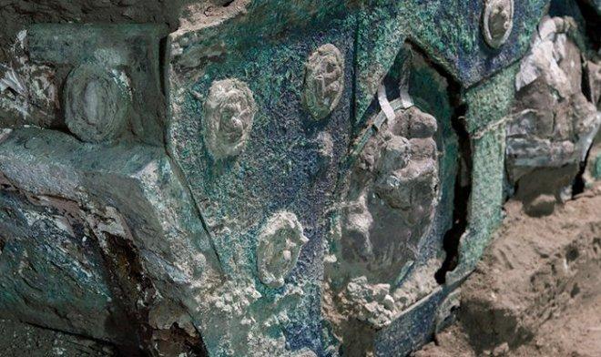 окрестностях Помпей